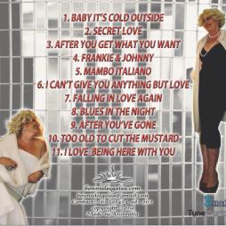 BBOJ Songs on CD 2019